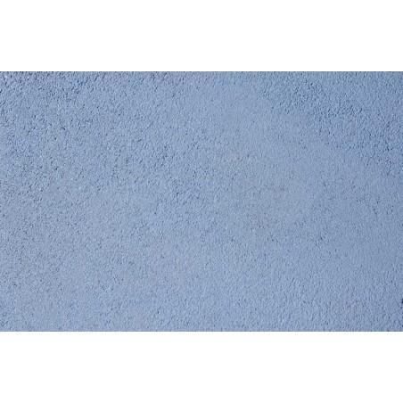 enduit à l'argile bleu clair