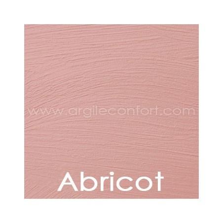 Peinture à la chaux Abricot