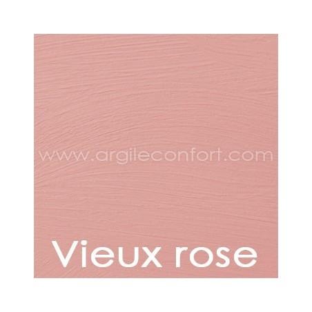 Peinture à la chaux Rouge Vieux rose