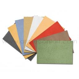 Échantillon couleur enduit à l'argile
