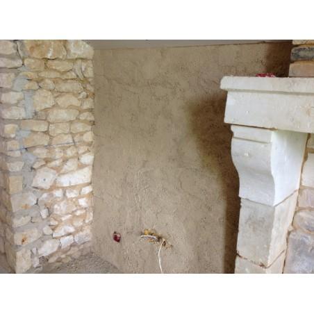 Isol'Argilus Enduit argile isolant intérieur