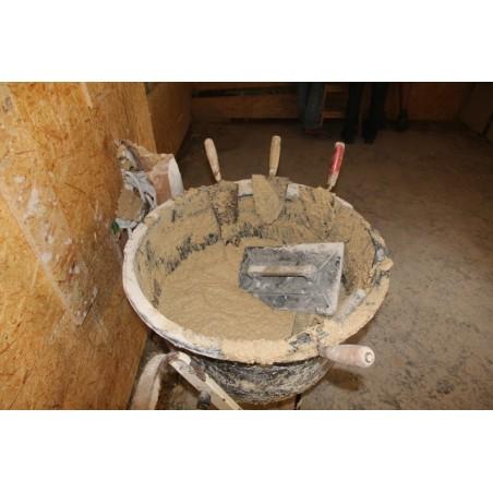 Isol'Argilus Enduit d'argile pour isolation