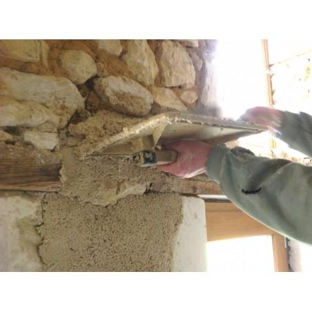 Isol'Argilus Enduit écologique pour isolation