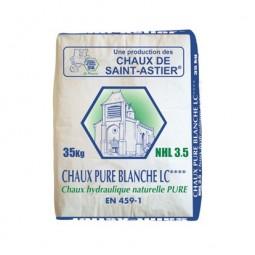 Chaux hydraulique NHL3.5 - Sac 35 Kg
