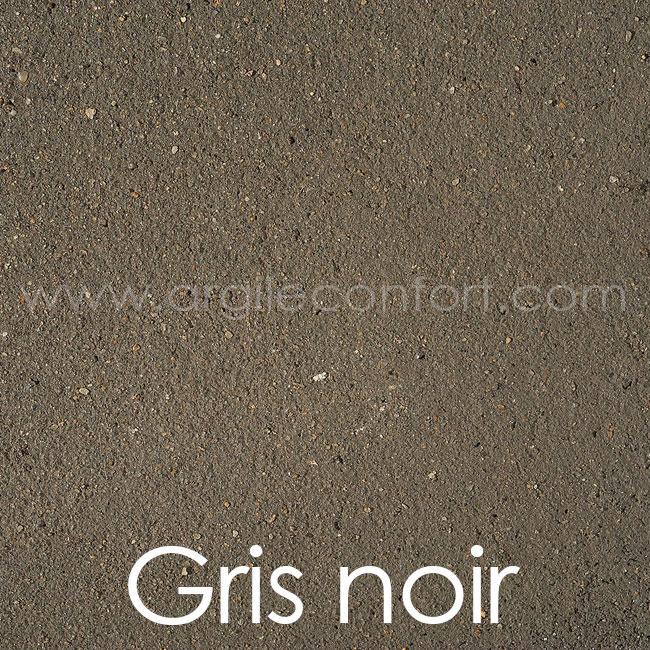 Gris noir