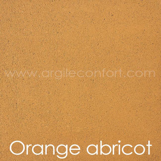 Orange abricot