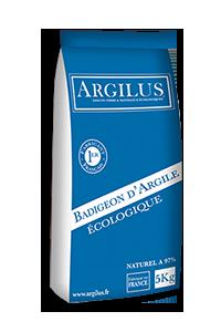 Sac d'enduit à l'argile de finition Argilus
