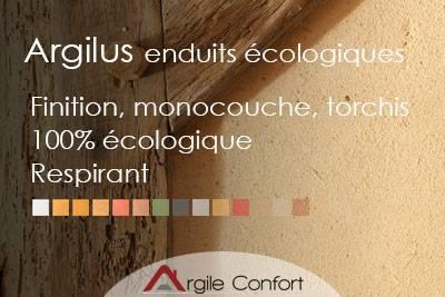 enduits écologiques Argilus