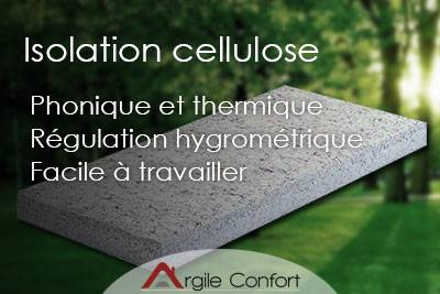 Isolation cellulose