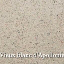 Baticlay enduit de finition Vieux blanc d'Apollonie