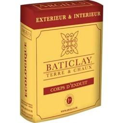 Baticlay corps d'enduit 25 kg