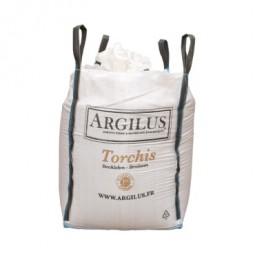 Big bag torchis d'argile