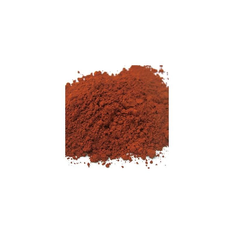Pigment naturel minéral Ocre abricot