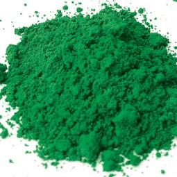 Pigment oxyde synthétique Vert lumière déco