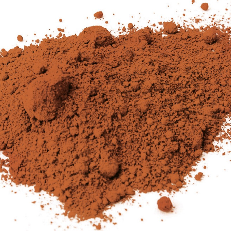 Pigment oxyde synthétique Terre cuite