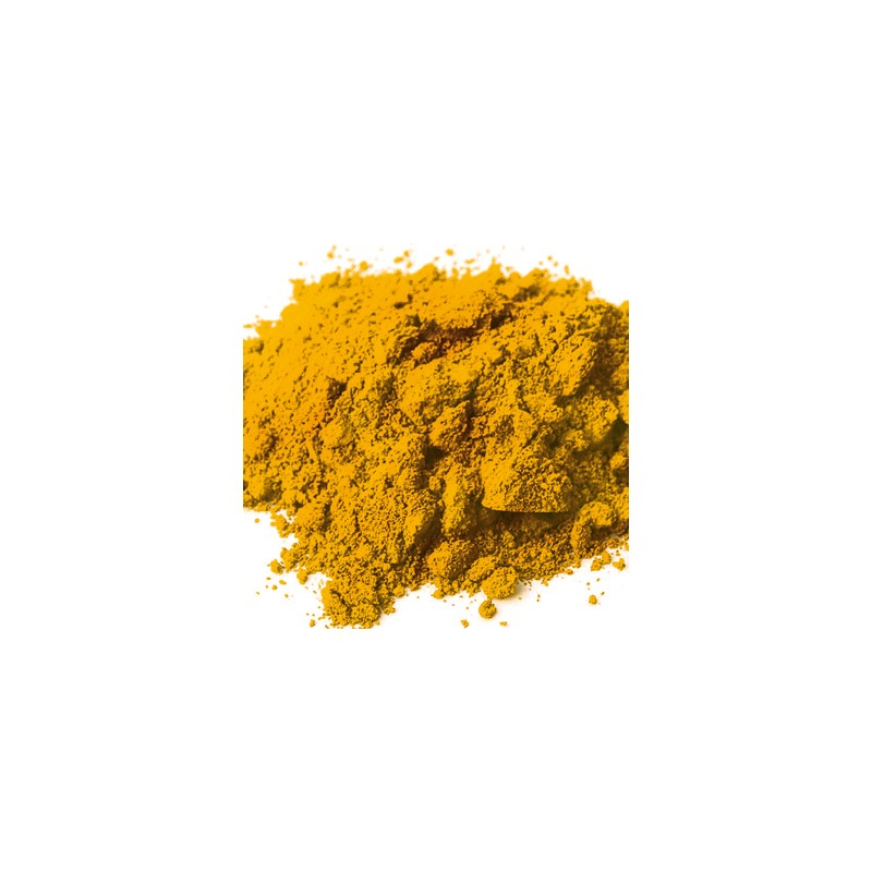 Pigment oxyde synthétique Jaune foncé