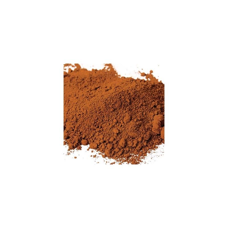 Pigment oxyde synthétique Châtaigne