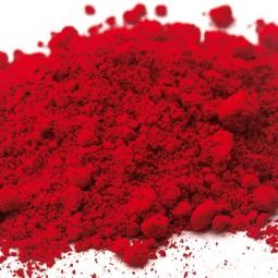Pigment Rouge vermeil déco