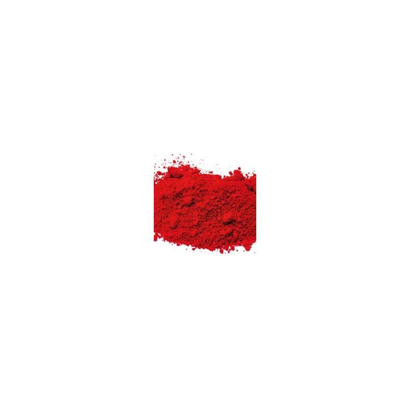 Pigment Rouge écarlate cadmium