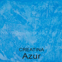 Creatina, couleur: Azur