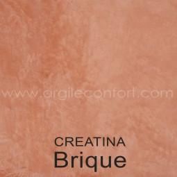 Creatina, couleur: Brique