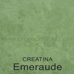 Creatina, couleur: Emeraude