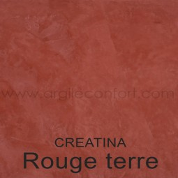 Creatina, couleur: Rouge terre
