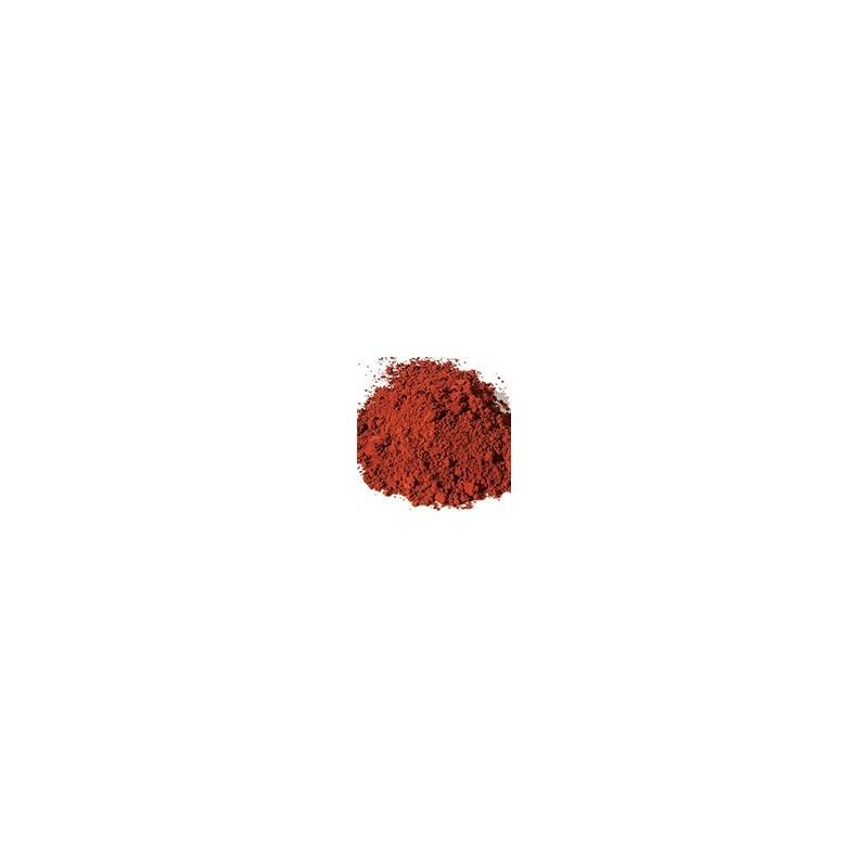 Ocre rouge de puisaye