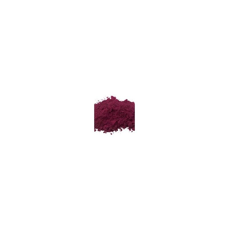 Rouge rubis foncé