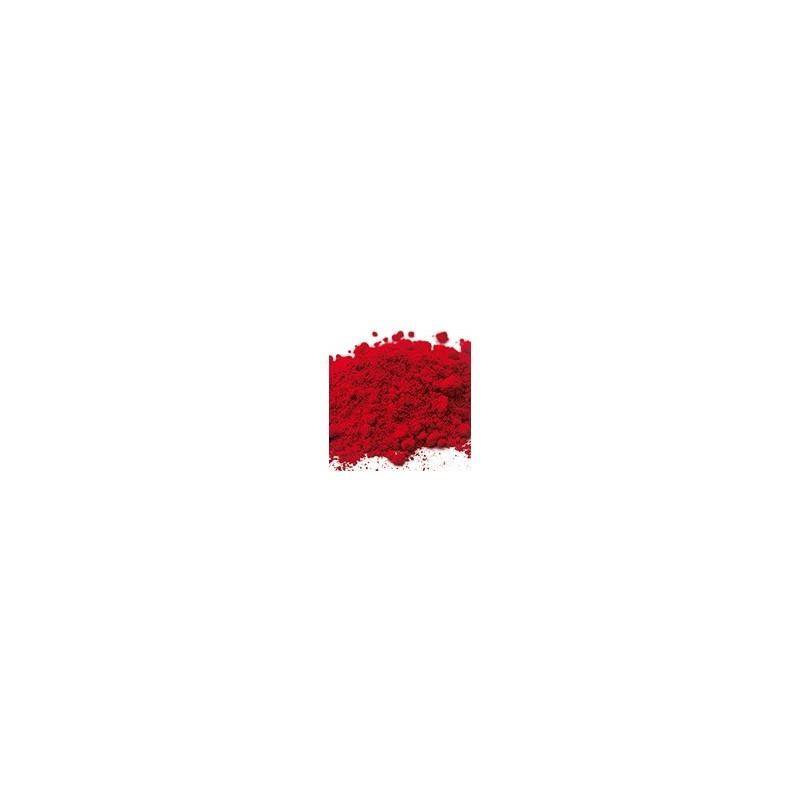 Rouge vermeil déco