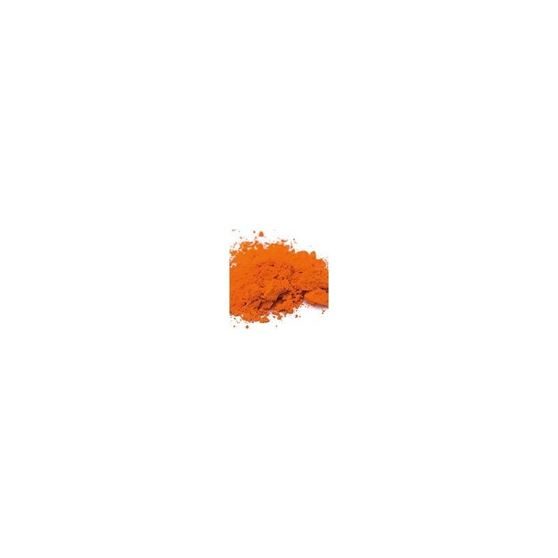 Orange valencien cadmium