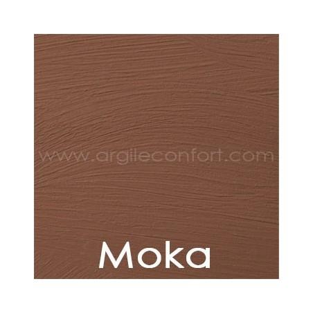 Peinture à la chaux Moka