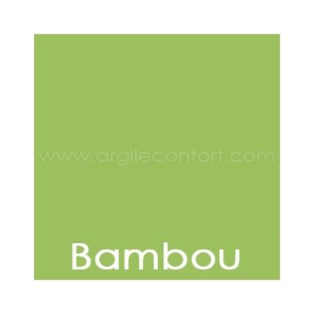 Peinture végétale Bambou