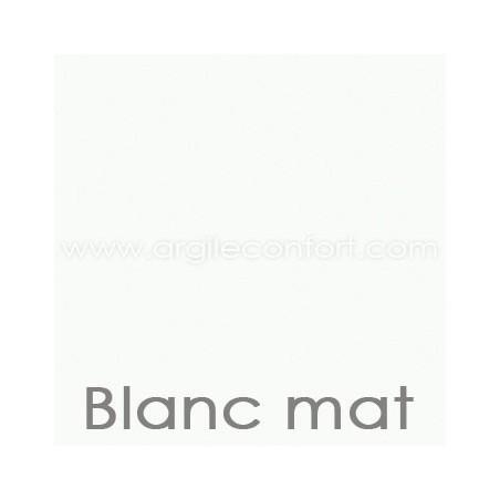 Peinture végétale Blanc mat