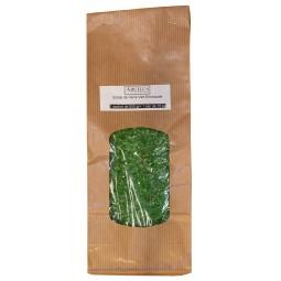 Éclats de verre vert émeraude 800 g