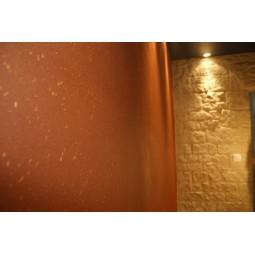 Enduit de finition Argilus Rouge de Vendée + Fibres de lin