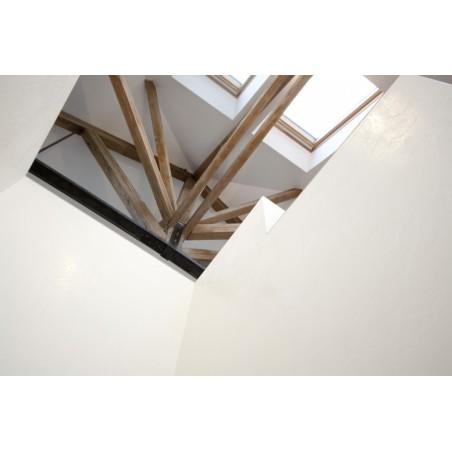 Stuc d'argile- Blanc vanille