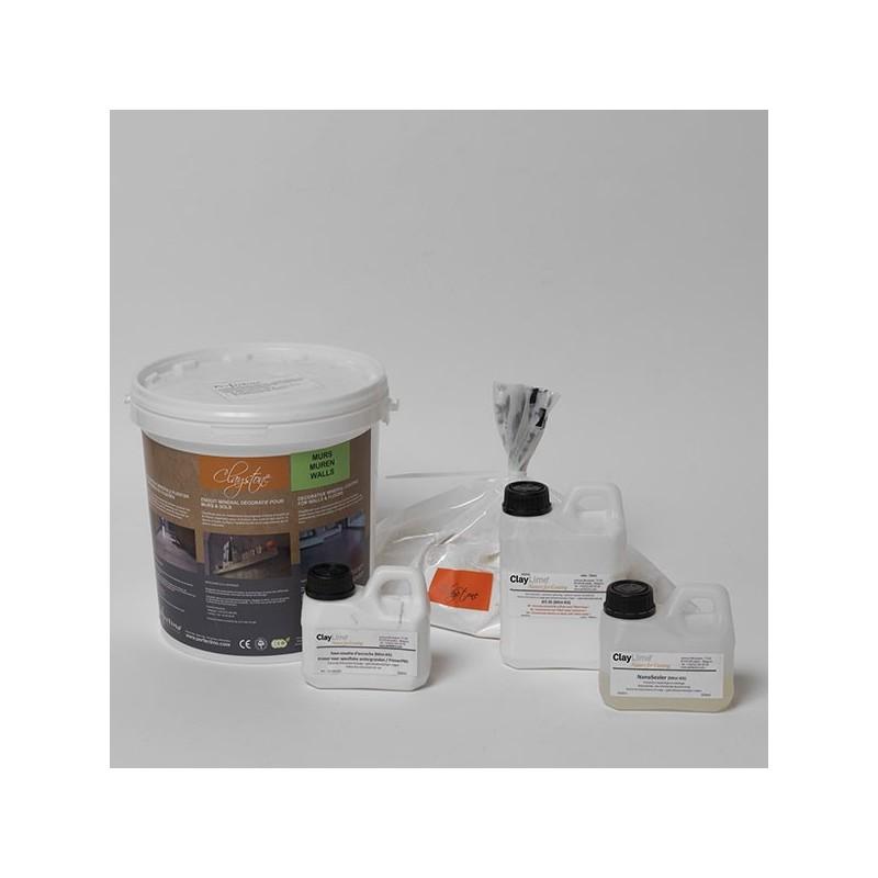 Mini kit Claystone- MURS