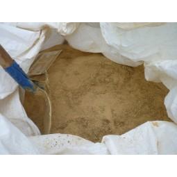 Enduit torchis d'argile big bag