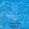 Creatina teinte: Azur