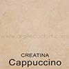 Creatina teinte: Cappuccino