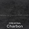 Creatina teinte: Charbon