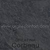 Creatina teinte: Corbeau