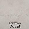 Creatina teinte: Duvet