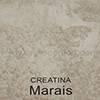 Creatina teinte: Marais
