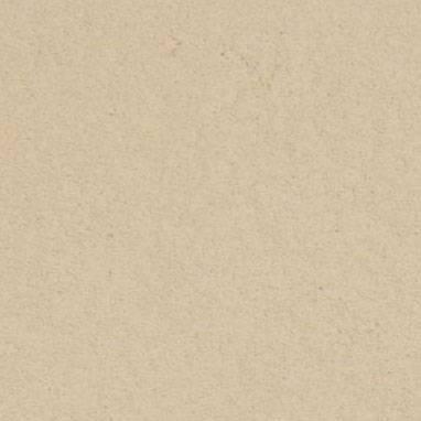 Béton ciré à l'argile teinte: Vanille
